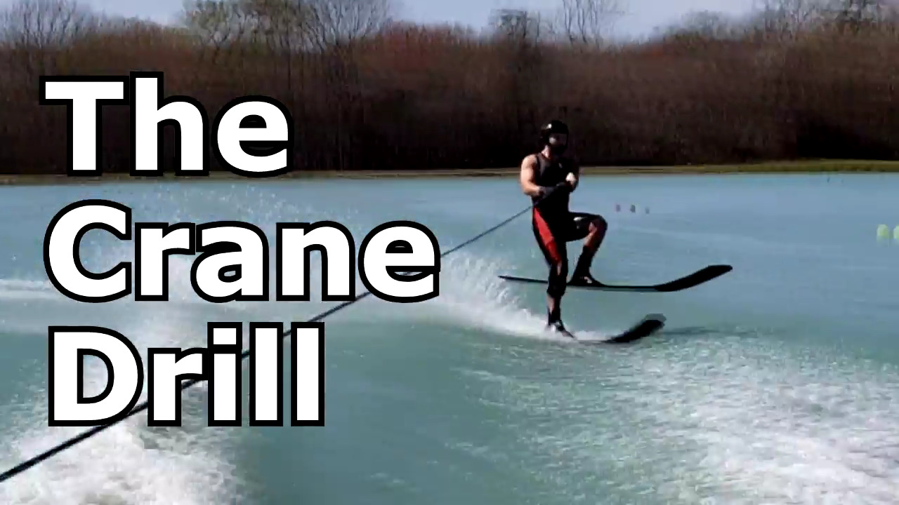 Crane Drill Instructional for Jumping-With Coach Jay Bennett