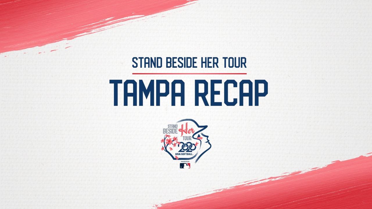 """Stand Beside Her"" tour | Tampa Recap"