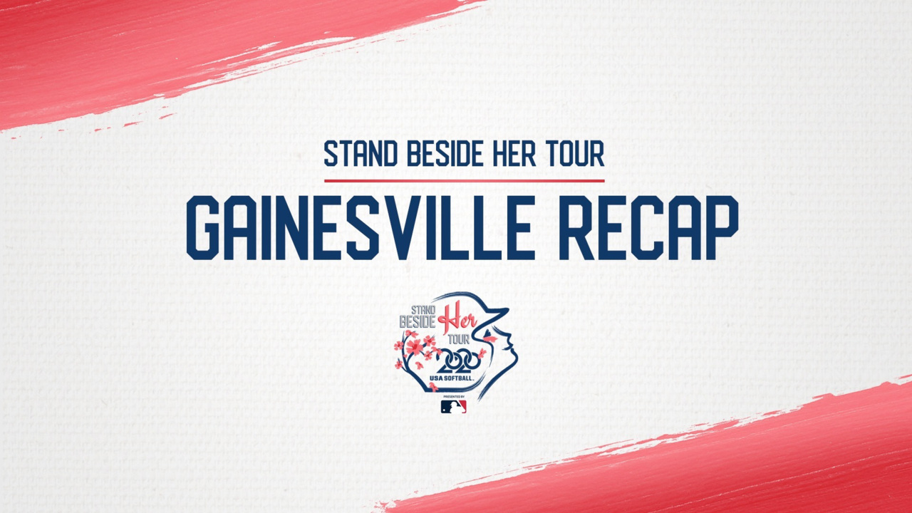 """Stand Beside Her"" tour | Gainesville Recap"