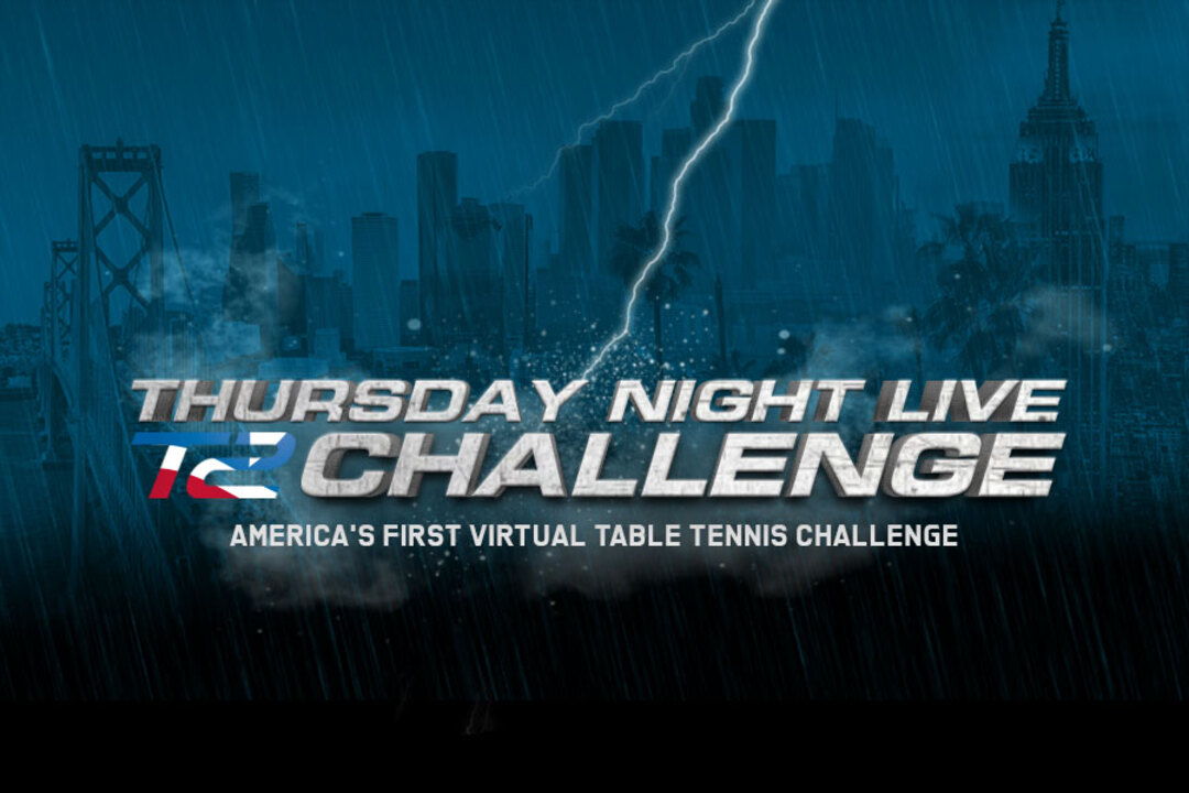 Thursday Night Live: T2 Challenge - Introduction