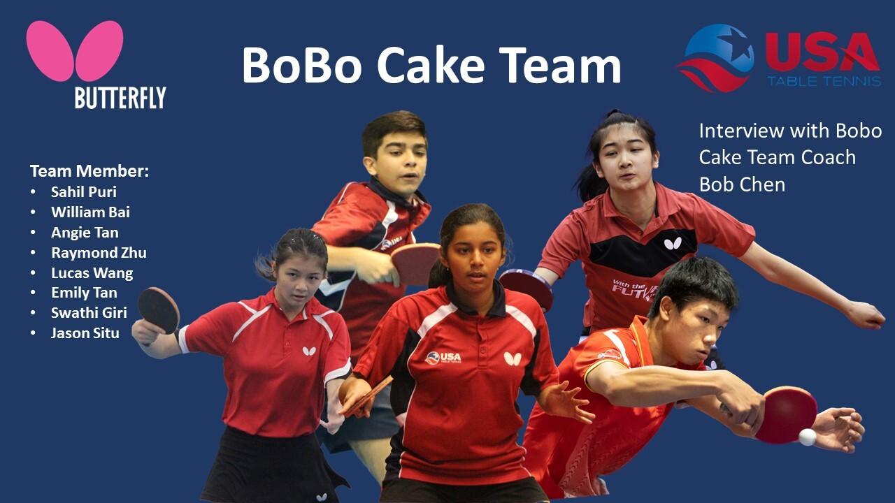 #PongPrudent - Team Bobo - Bob Chen