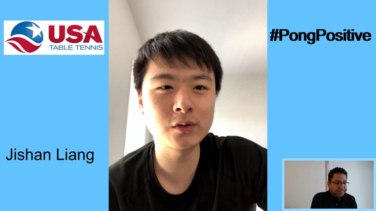 #PongPositive Interview Series - Jishan Liang