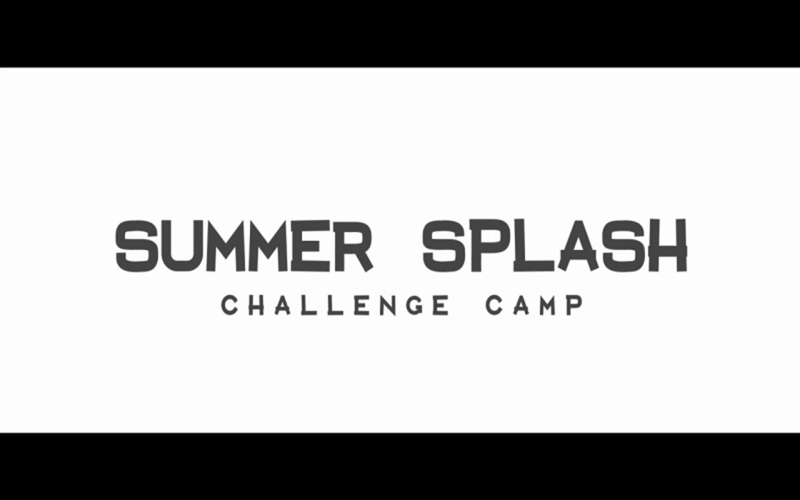 #PongPrudent - Summer Splash Challenge Camp - Week 1