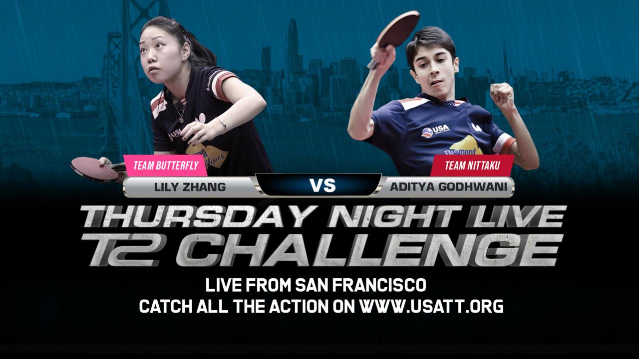 Thursday Night Live - T2 Challenge - Week 7 Full Match