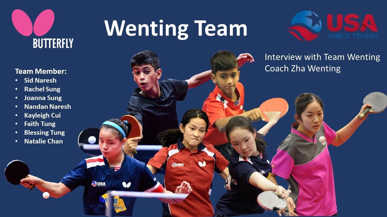 #PongPrudent - Coach Zha Wenting