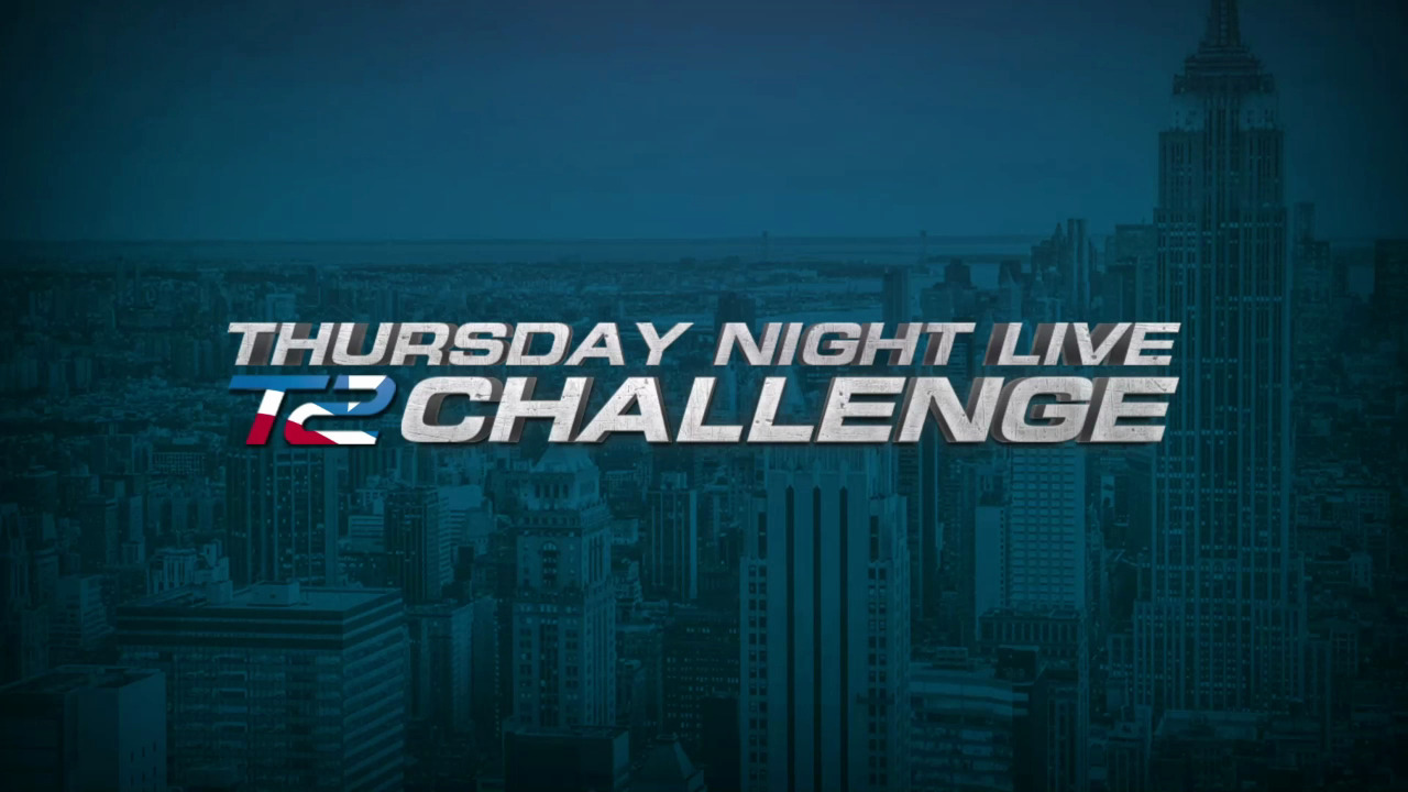Thursday Night Live - T2 Challenge - Team Butterfly Selection