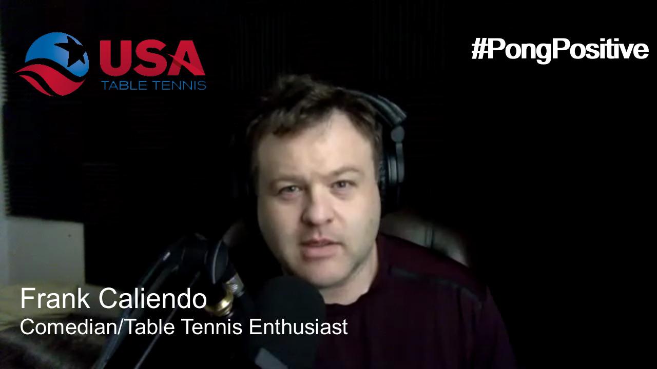 #PongPositive Interview Series - Frank Caliendo