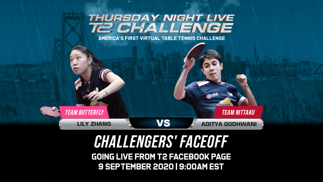 Thursday Night Live - T2 Challengers Faceoff - Week 7