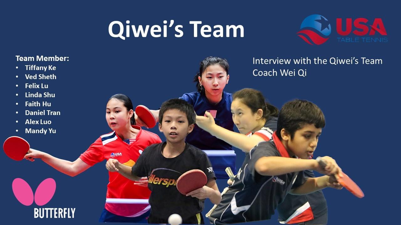 #PongPrudent - Coach Wei Qi