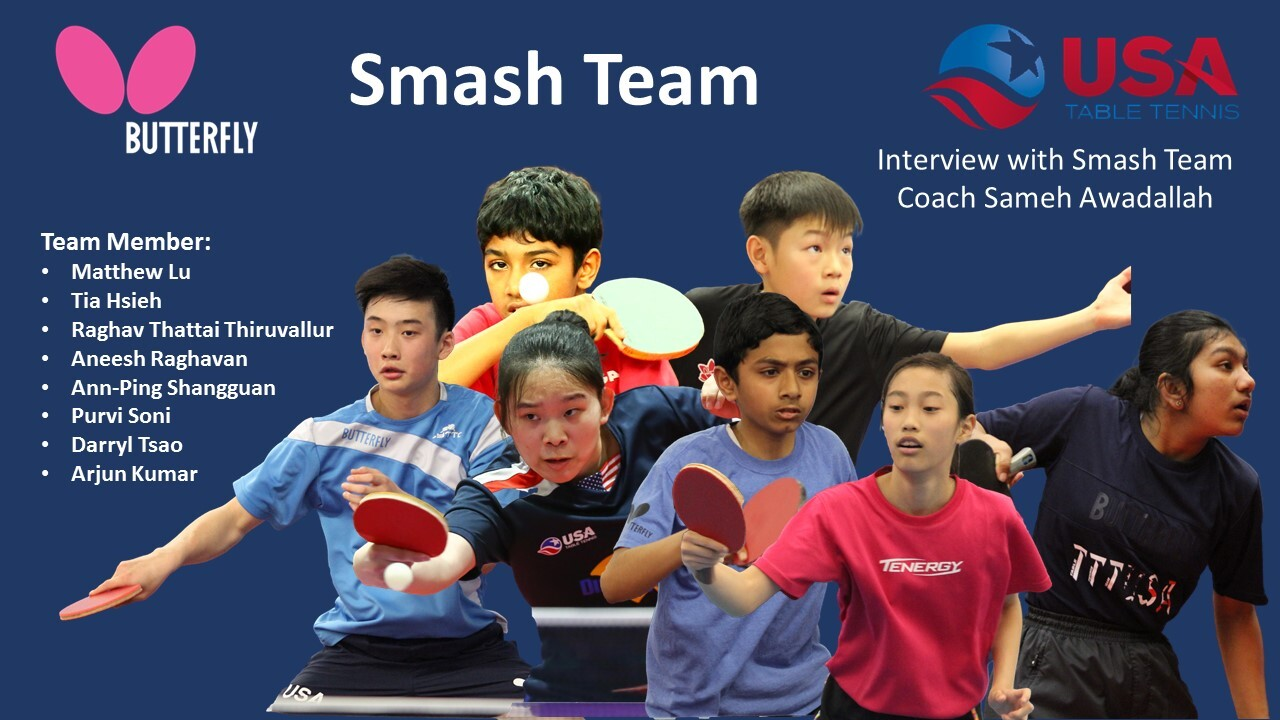 #PongPrudent - Coach Smash Team- Coach Sameh Awadallah