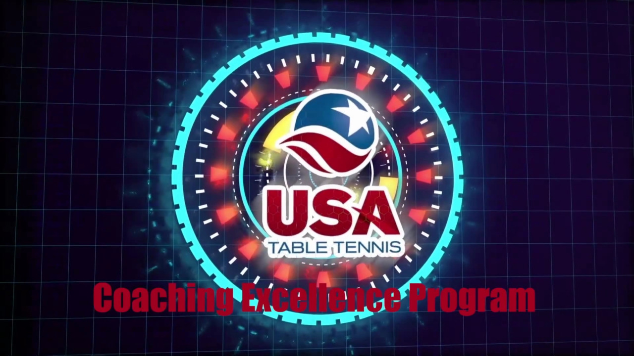 USATT Coaching Excellence Program