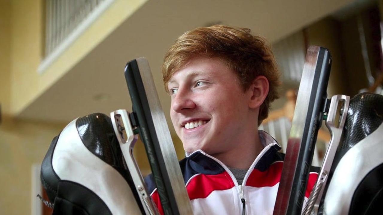 Austin Kleba: Making the Switch to Speed Skating