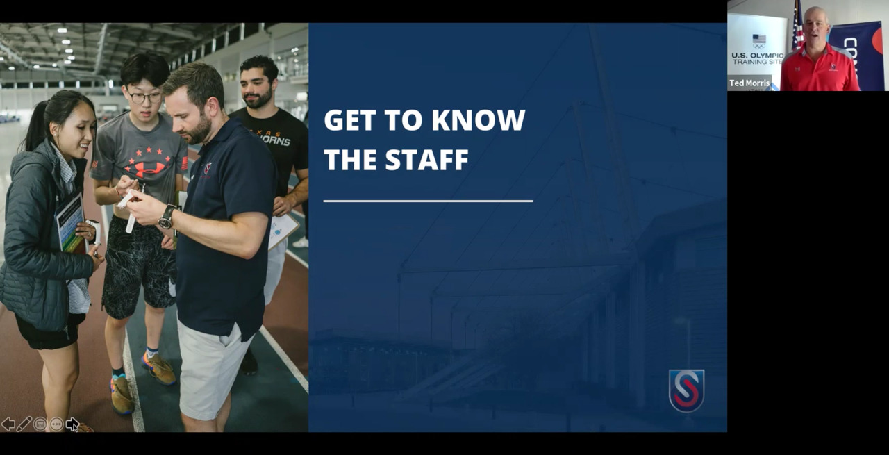 2021 USS Congress - Get To Know The Staff