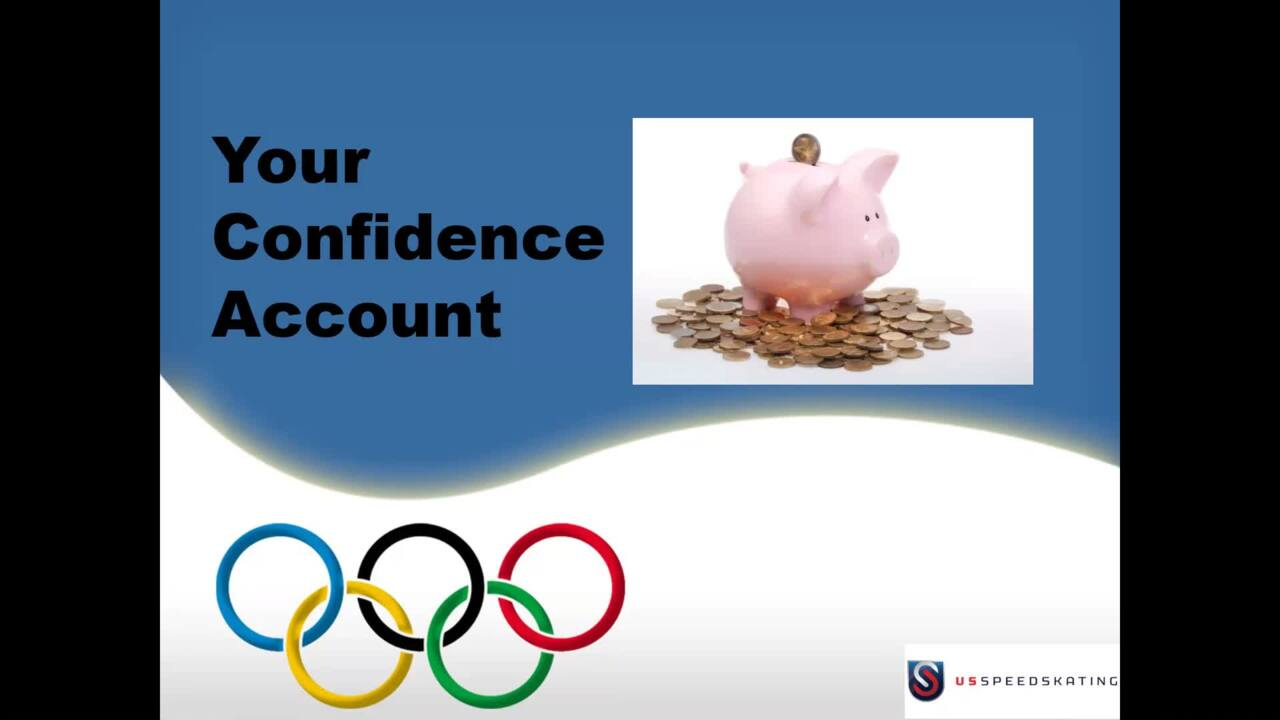 Building a Confidence Account