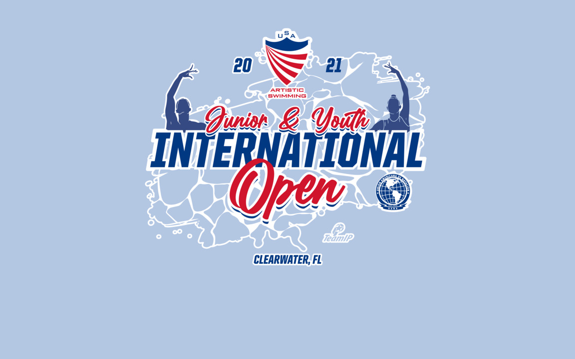 Saturday: Youth and Junior International Open (Youth Duets)