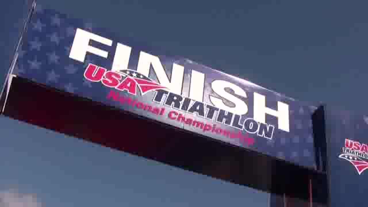 2012 USA Triathlon Olympic-Distance National Championship Highlights