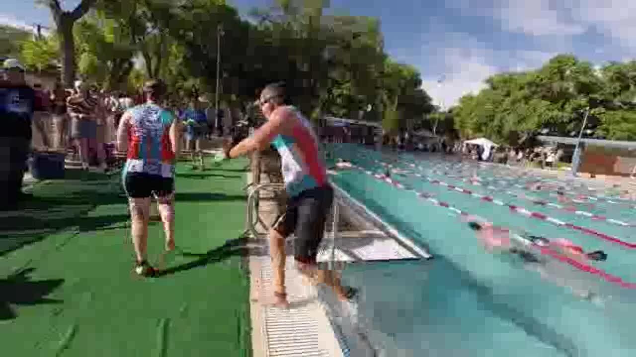 Rio Grande Retro Triathlon 2014