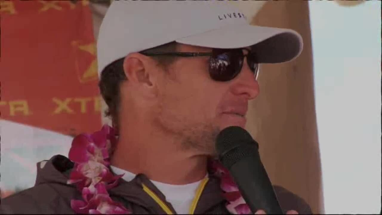2011 XTERRA USA Championship Off Road Triathlon Featuring Lance Armstrong