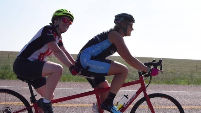 USA Triathlon and USABA Host Camp for Visually Impaired Athletes