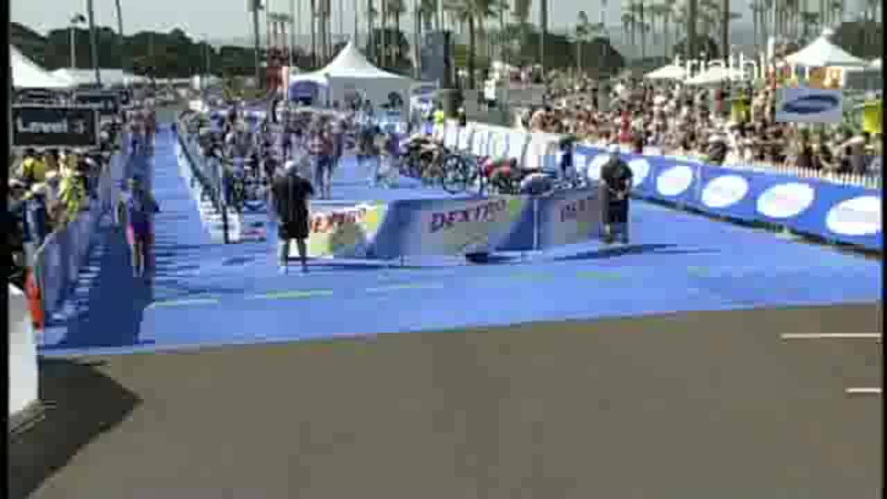 ITU World Triathlon San Diego Elite Men Tricast