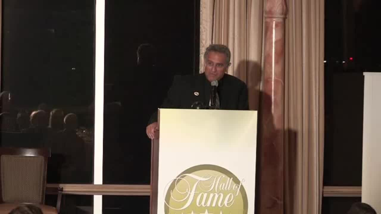 Bob Babbitt- Hall of Fame Induction Speech Class of 2011