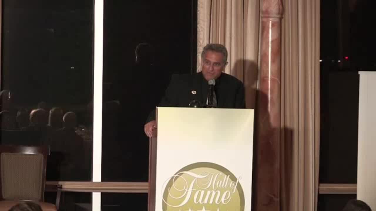 Bob Babbitt- Hall of Fame Induction Speech Class of 2011