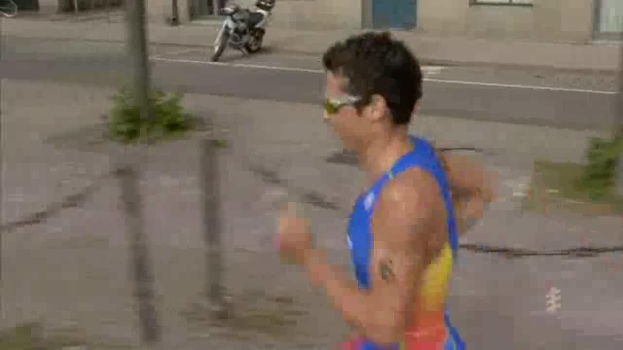 2012 ITU World Triathlon Stockholm Elite Men Tricast