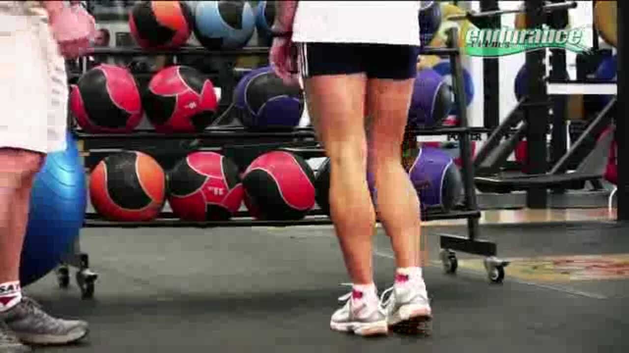 Dynamic Warmup for Triathlon Strength Training