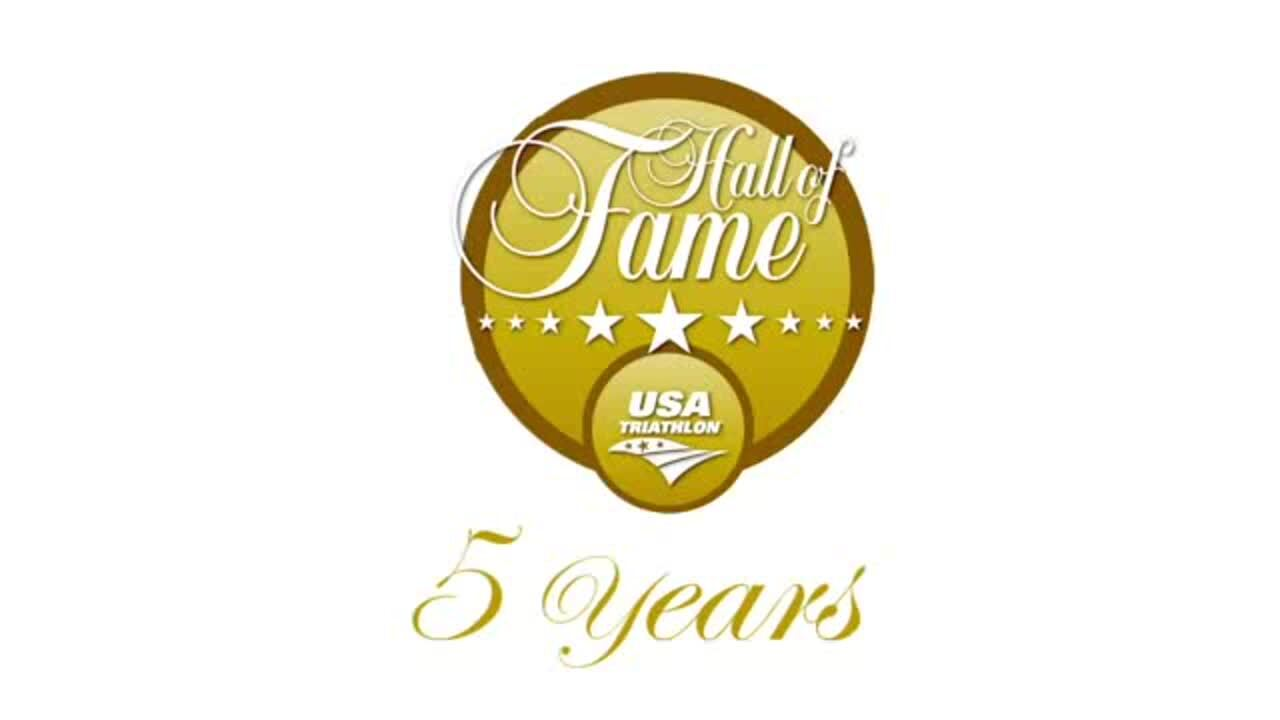 5 Years of USA Triathlon Hall of Fame