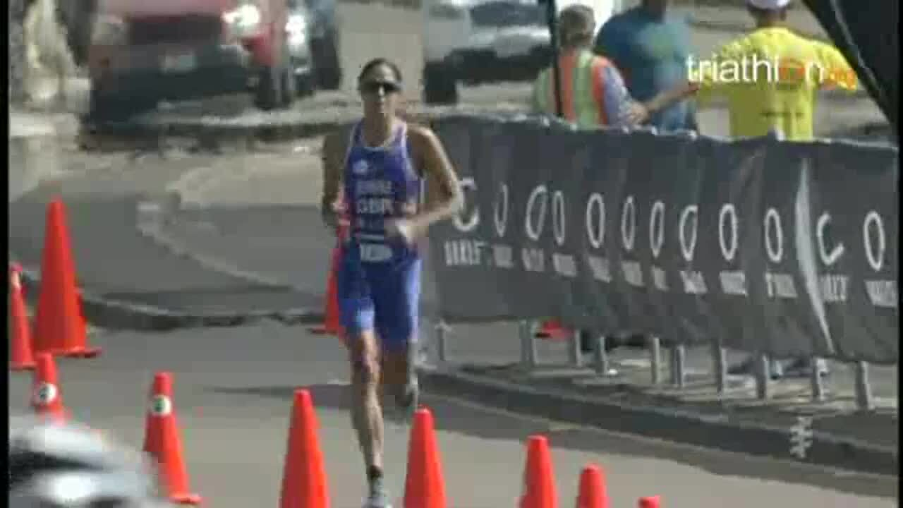 ITU World Triathlon San Diego Elite Women Tricast