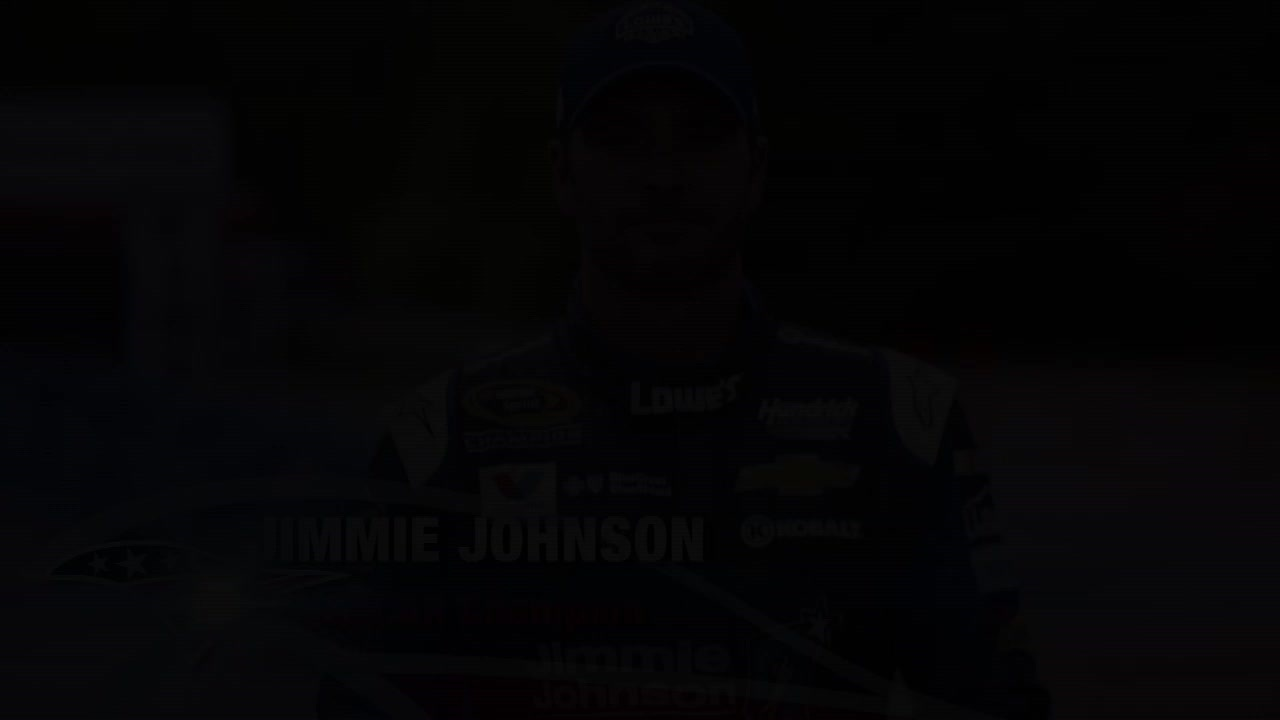 NASCAR Champion Jimmie Johnson Introduces Check Yourself