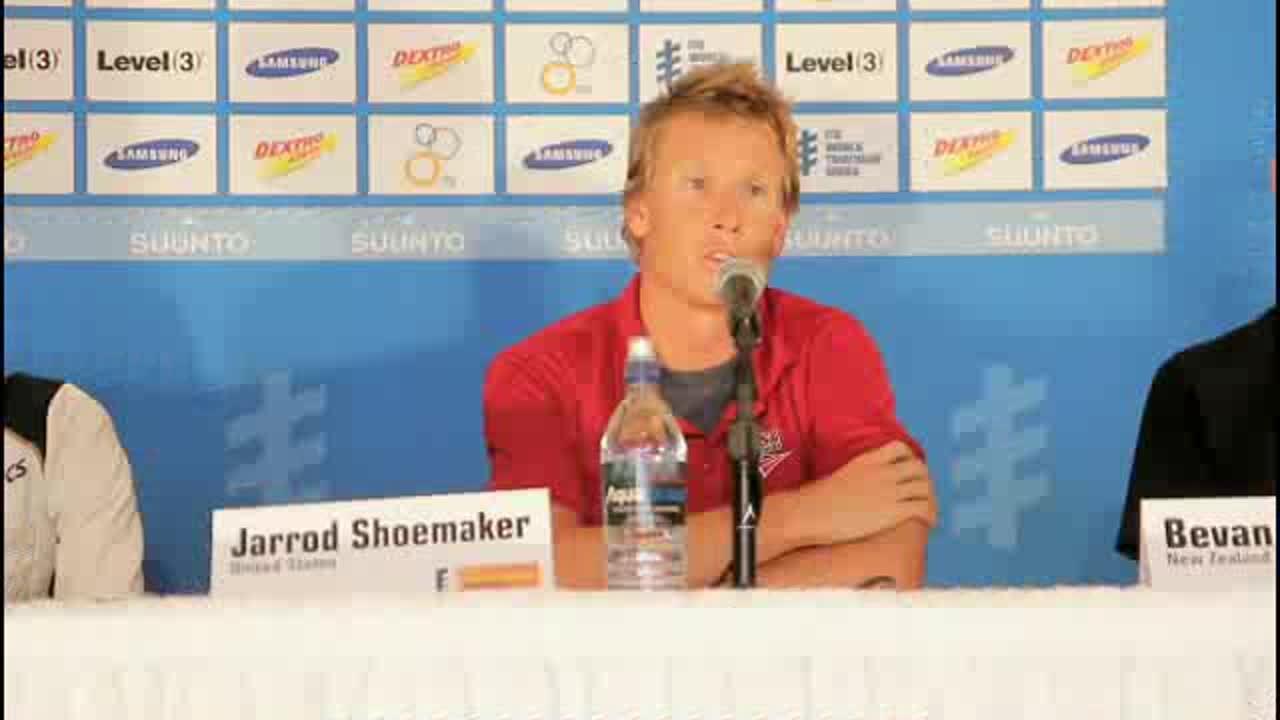 Pre-Race Press Conference