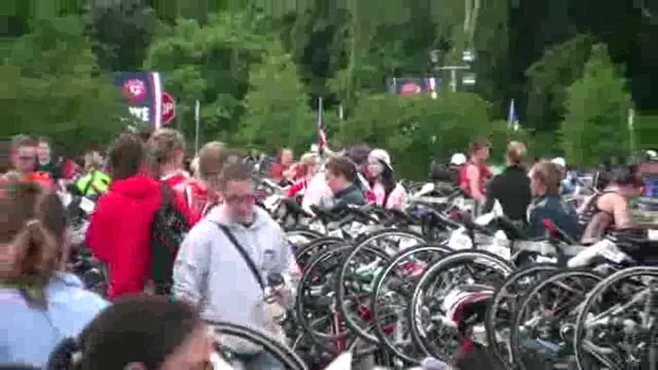 USA Triathlon Collegiate National Championship 2012 Highlights