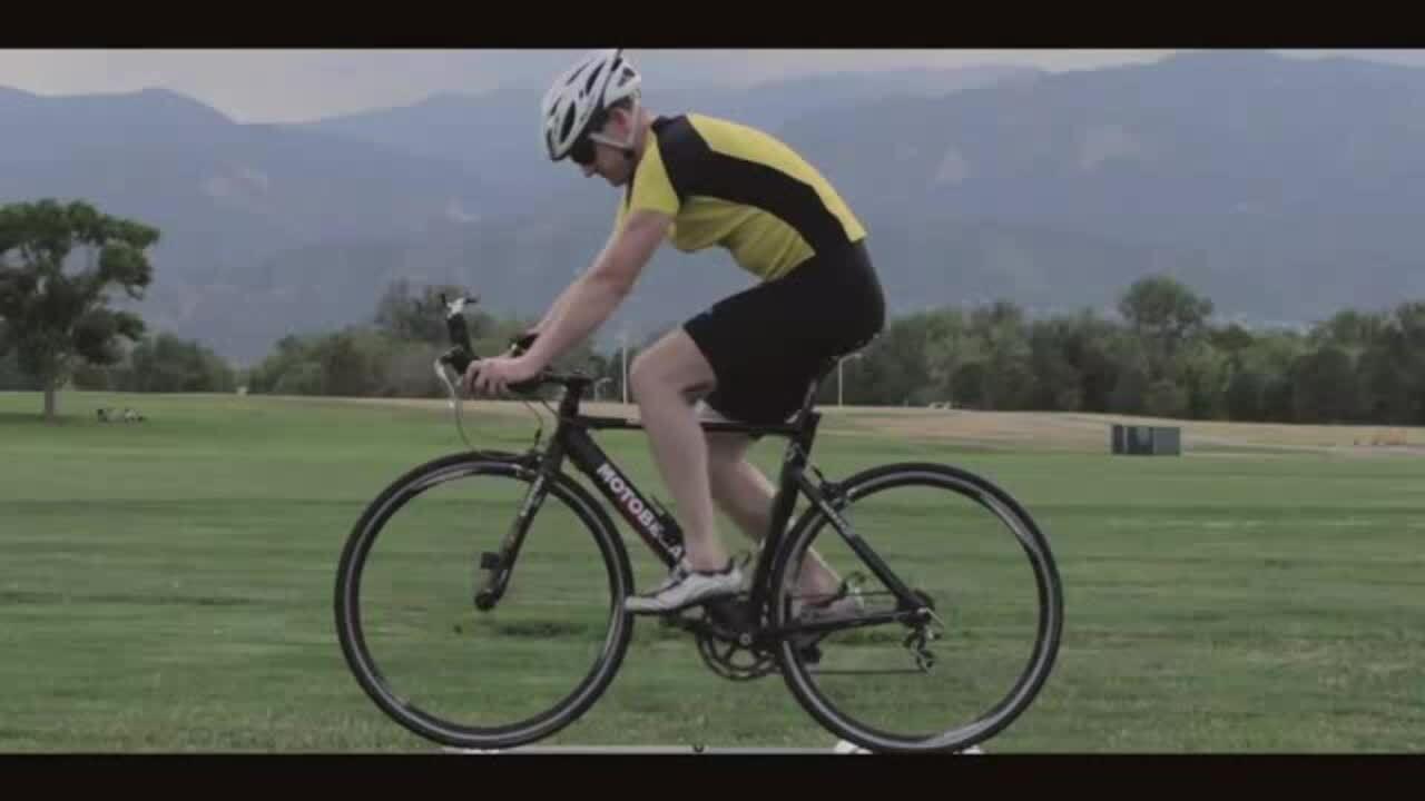 Olympic Coaching Tips: Triathlon Balance by George Dallam
