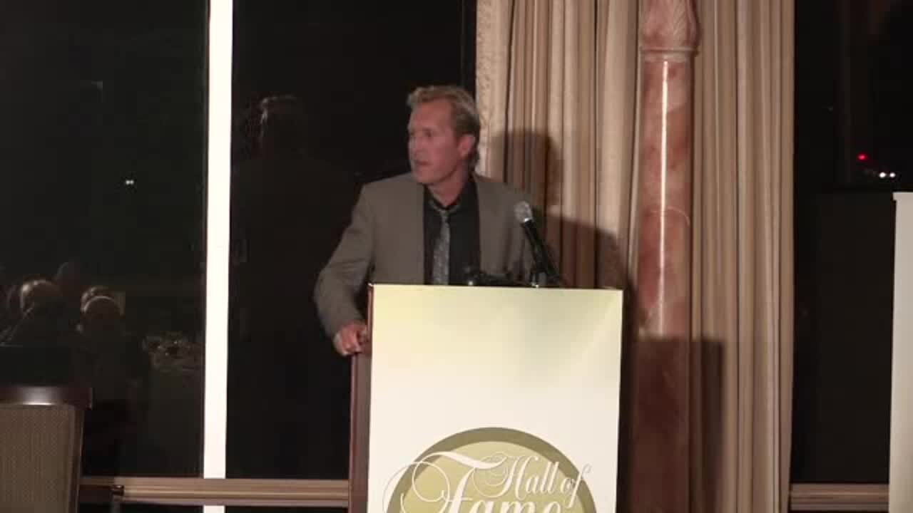 Scott Tinley- Hall of Fame Induction Speech Class of 2011