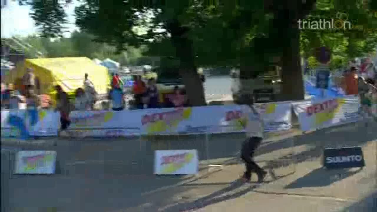 ITU World Triathlon Madrid Elite Women Tricast
