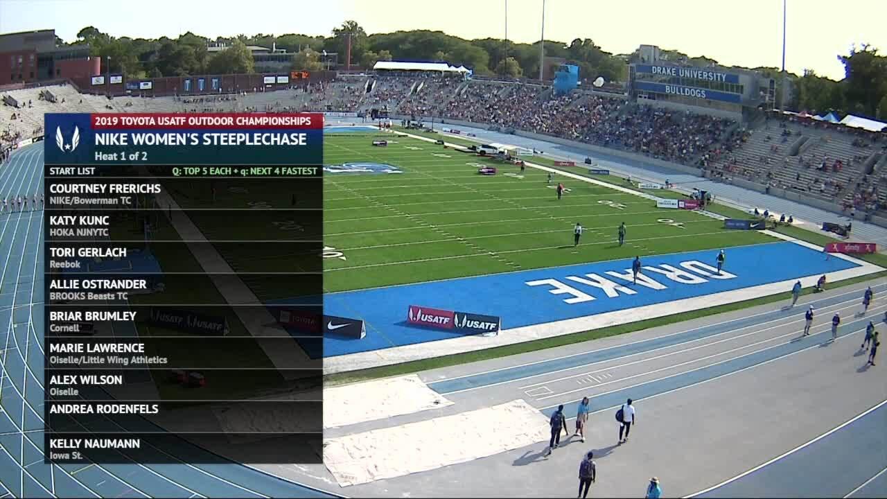 USATF.TV - Videos - Women's 3000m Steeplechase - Toyota ...