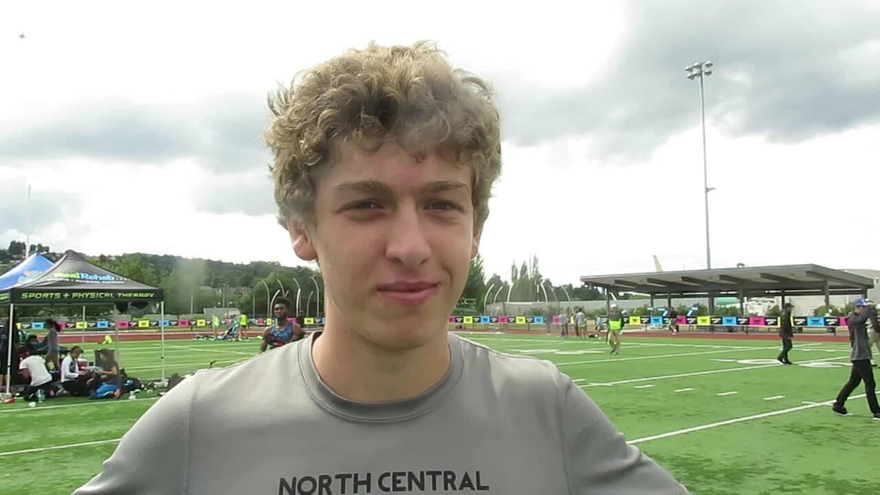Justin Janke Of North Central WA