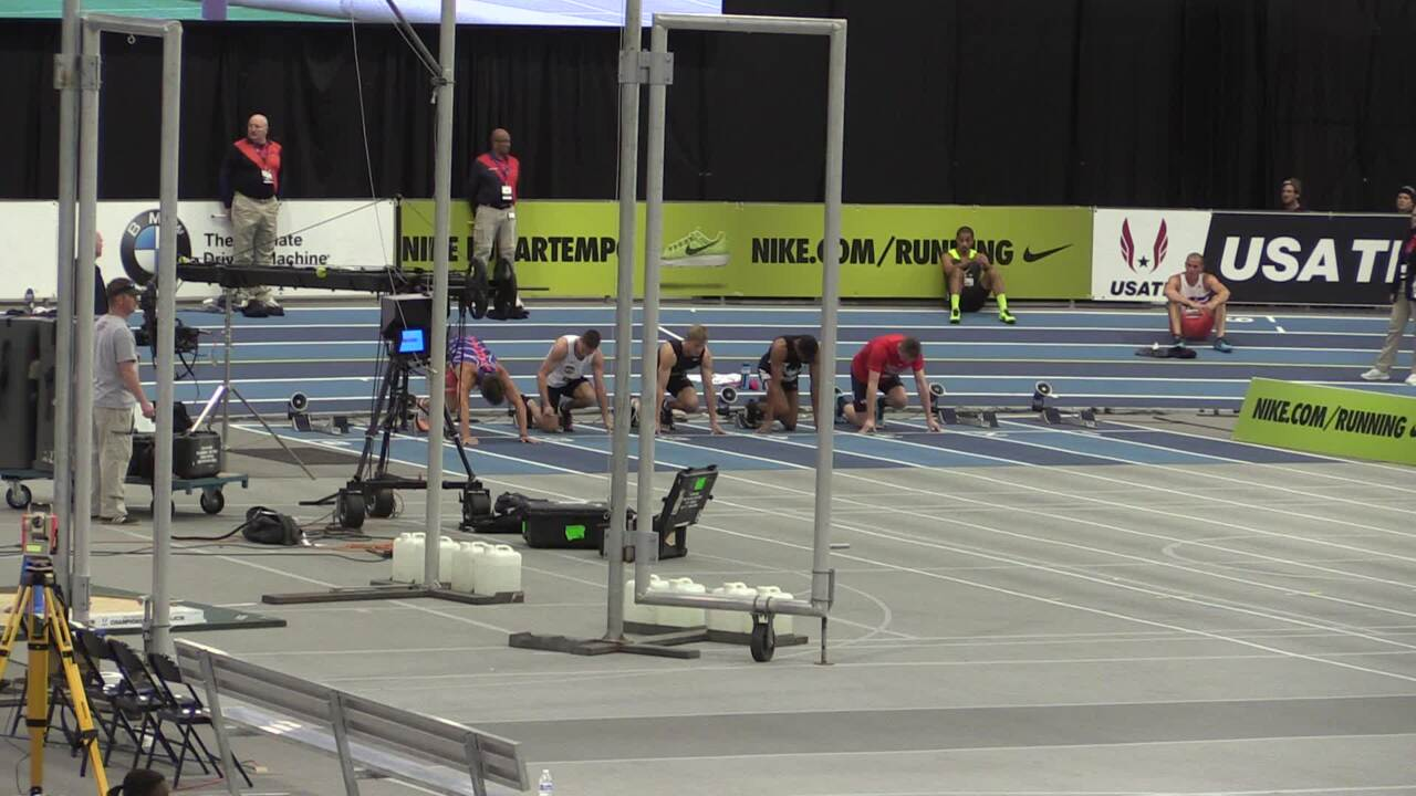 USATF.TV - Videos - Men's Heptathlon 60m Section 2 - USATF ...