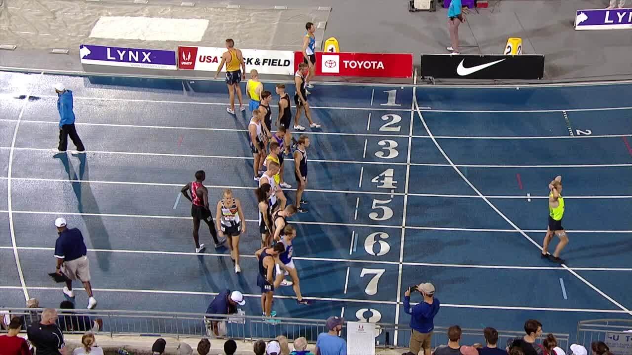 USATF Outdoor Championships - Videos - Men's 10,000m ...