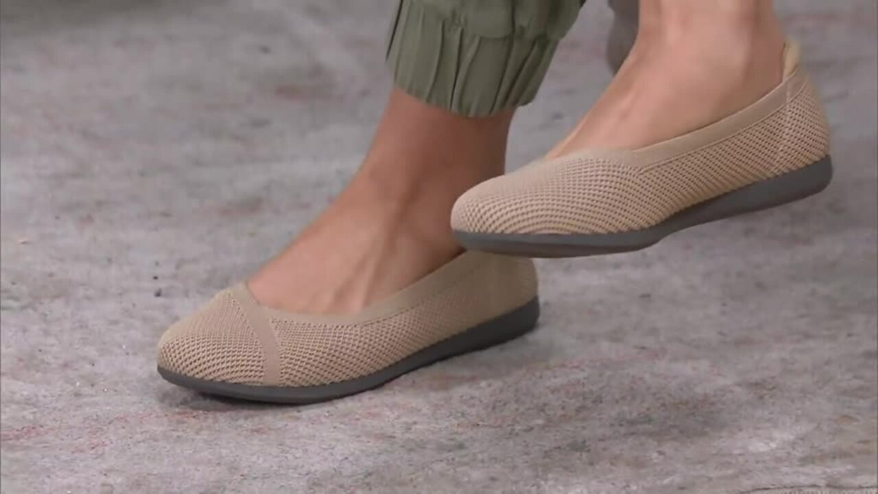 CLOUDSTEPPERS by Clarks Washable Knit
