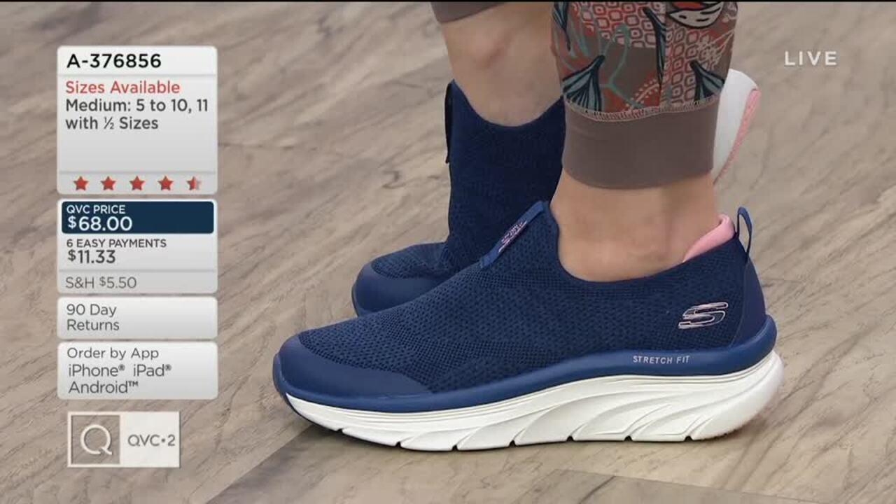 Skechers Stretch Fit D'Lux Walker Slip
