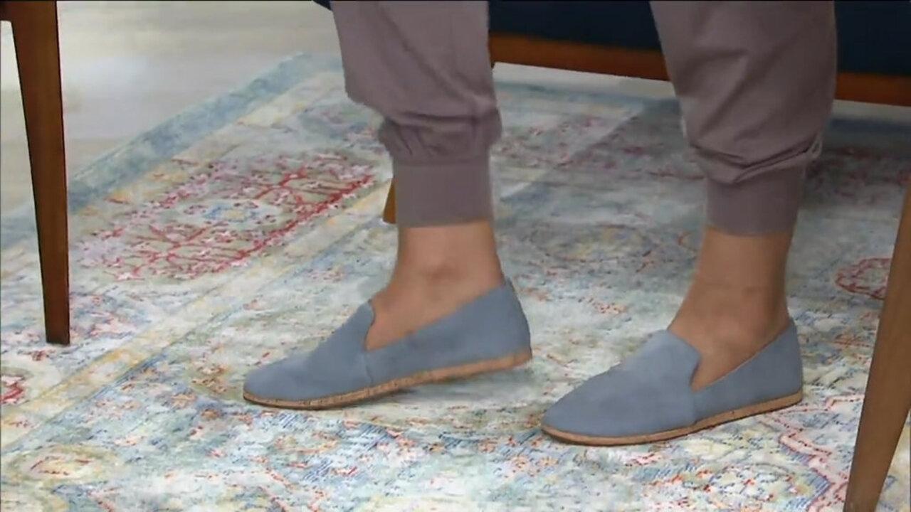 Aerosoles Leather Slip-On Shoes