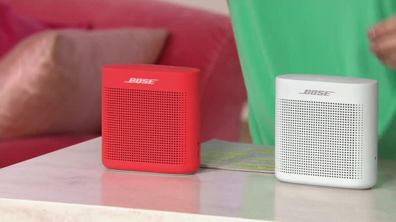 Bose SoundLink Color II Bluetooth Speaker - QVC.com