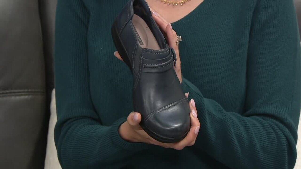 Leather Slip-on Shoes - Cheyn Madi