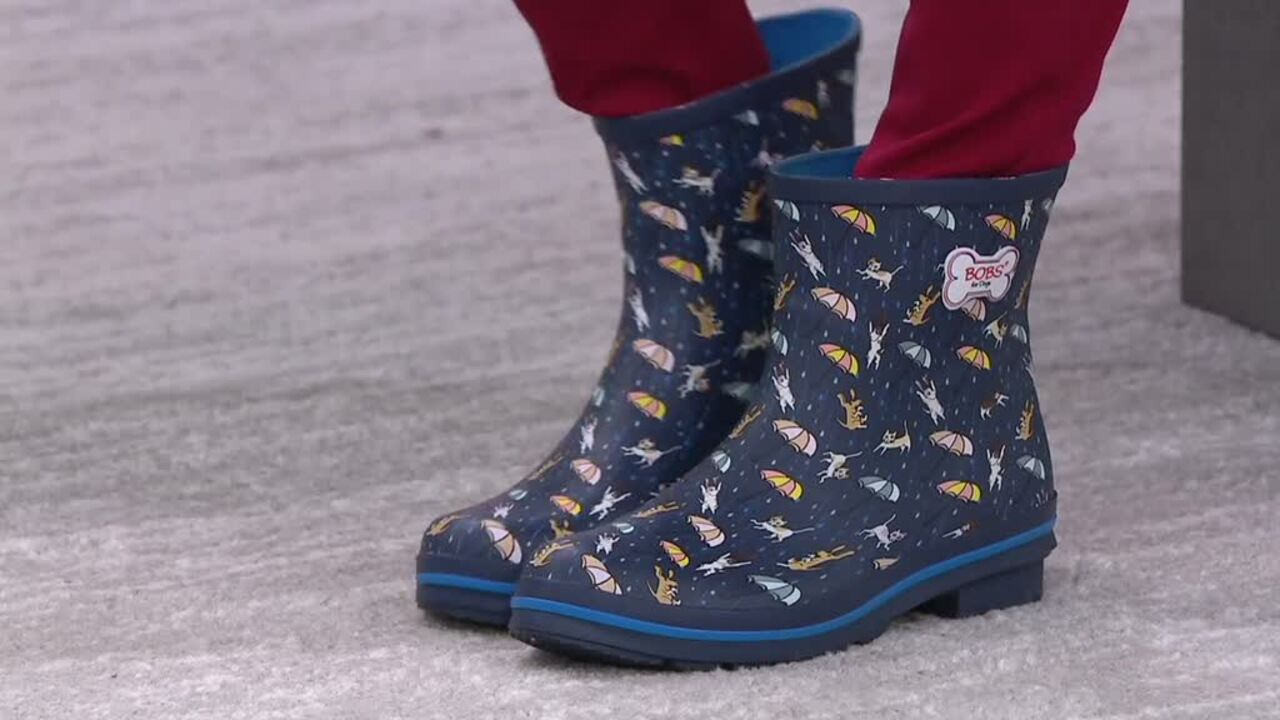 Skechers BOBs Waterproof Rain Boots