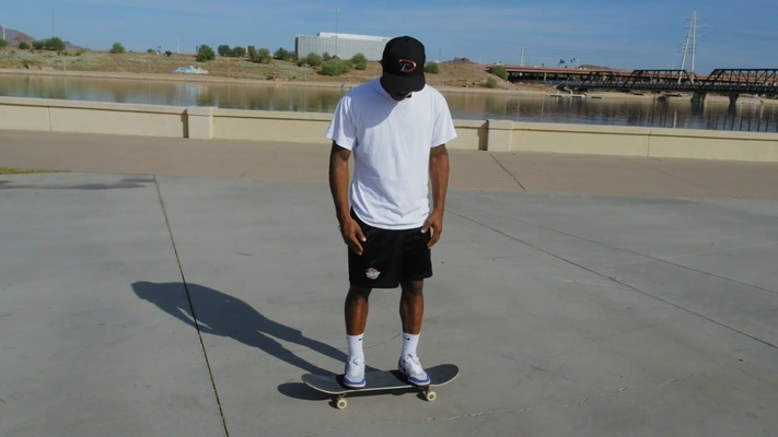 How to Get on a Skateboard