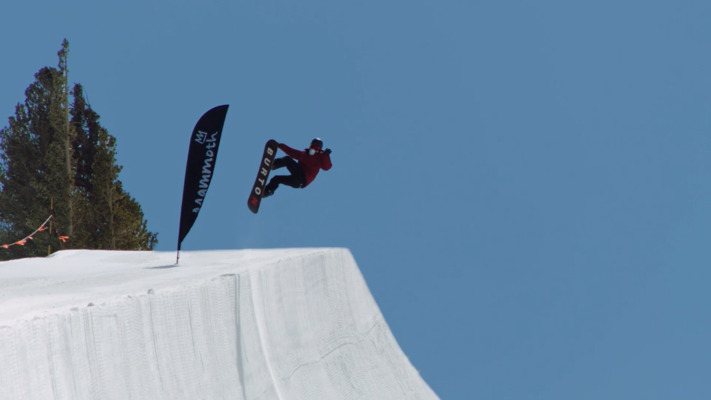 Half Pipe: History, Shape and Heroes