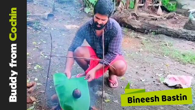 തേങ്ങാ കൊണ്ടൊരു അത്ഭുത പാചകം    Buddy From Kochin