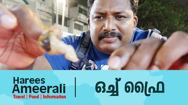 ഒച്ച് ഫ്രൈ | Eating snails | Harees Ameer Ali